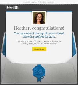 HMM LinkedIn