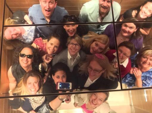 Photo credit: Gina Rubel. #LMA15