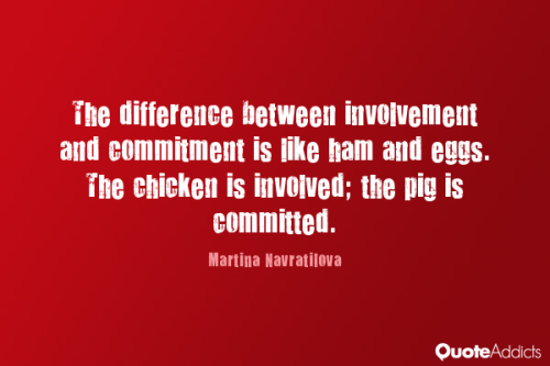 chicken and pig quote